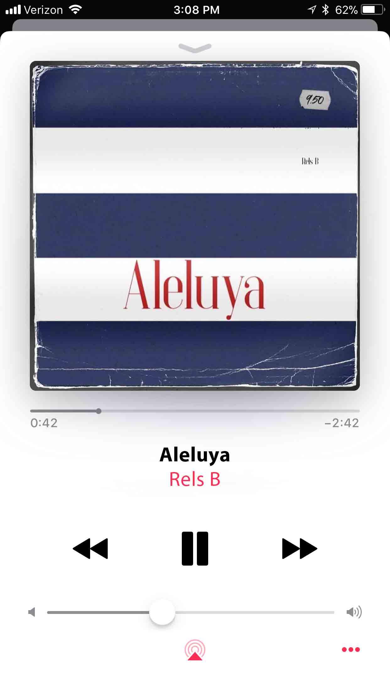 Apple-Music-Mockup-RelsB-Rels-B-Disco-portada